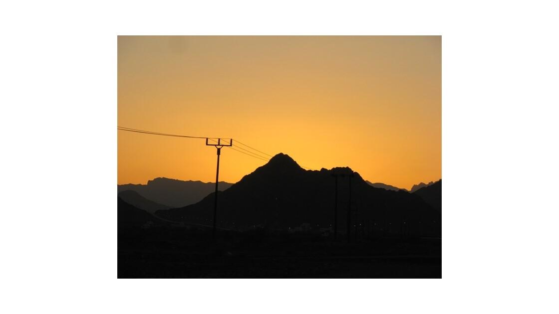 Le ciel doré, Al Hamra