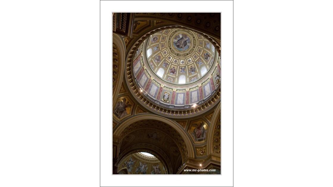Dome de la basilique Saint Etienne