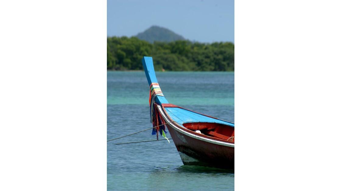 barque thaïlandaise