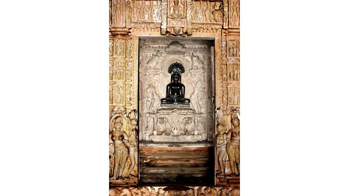 entrée du sanctuaire de Parshvanatha