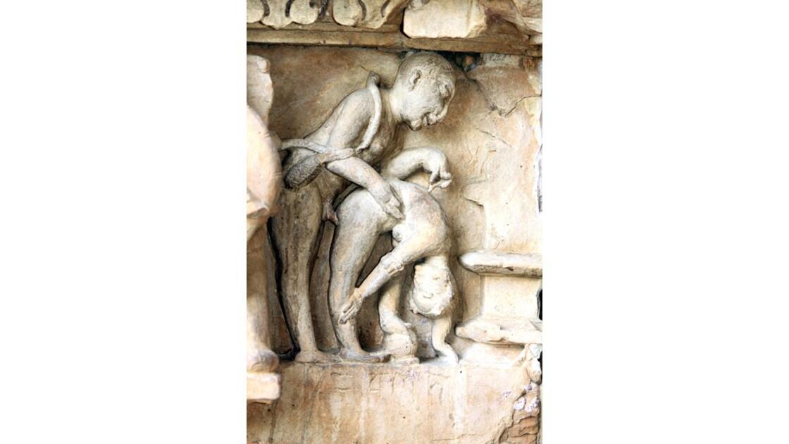 au temple de Lakshman