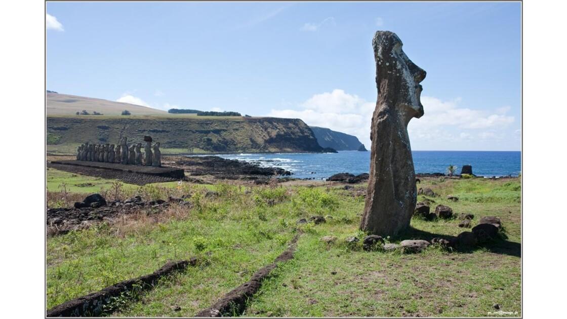Rapa Nui_site de Tongariki