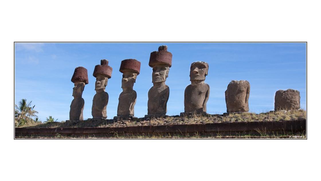 Rapa Nui_site d'Anakena