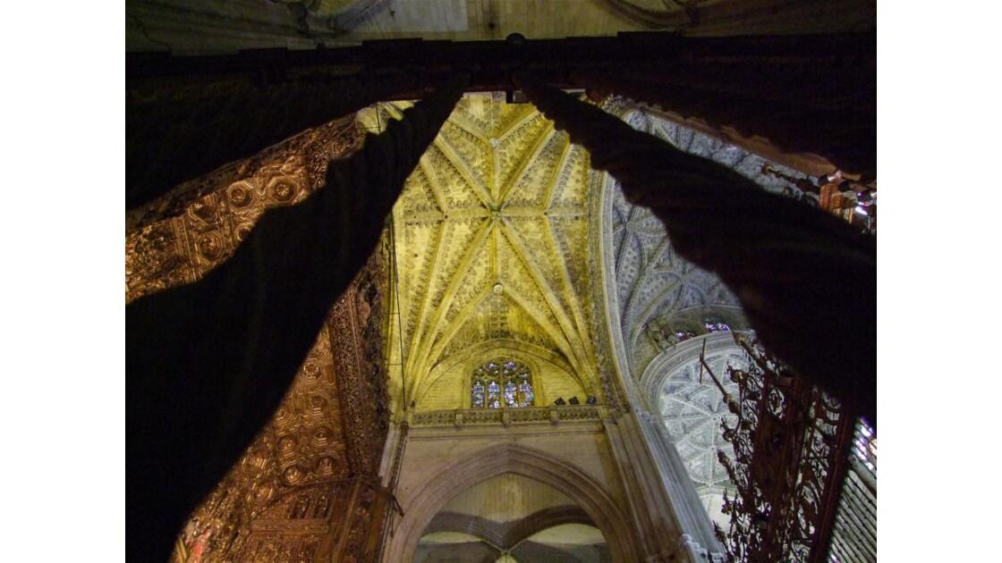 Séville la cathédrale