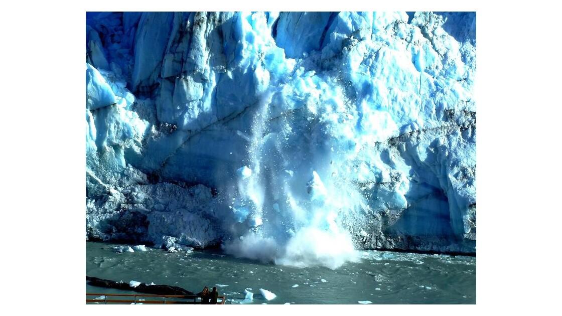 Rupture de glace