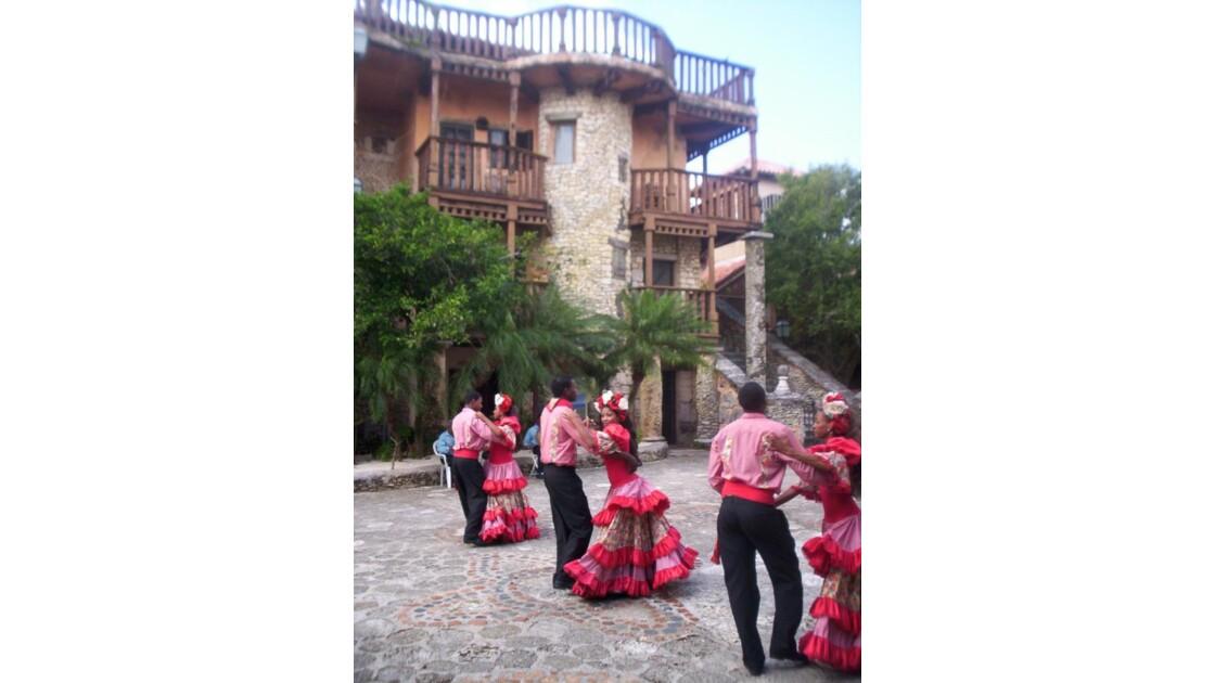 Danse locale