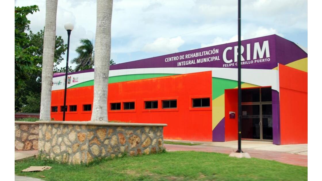 Prison en couleurs