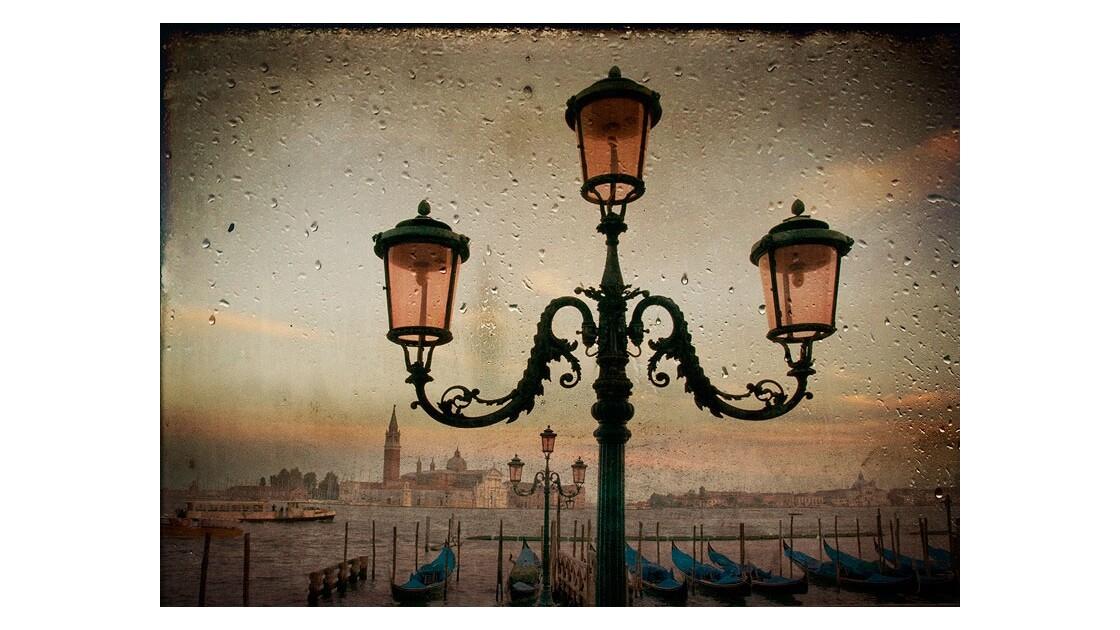 Venise après la pluie