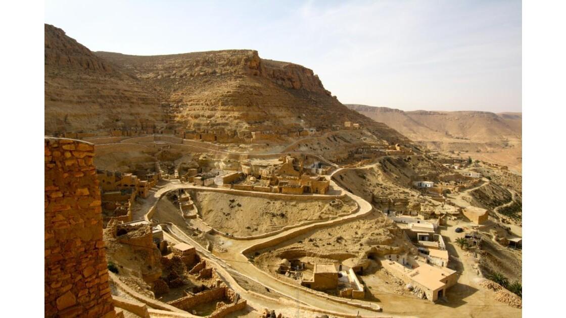 Tunisie Village Berbère