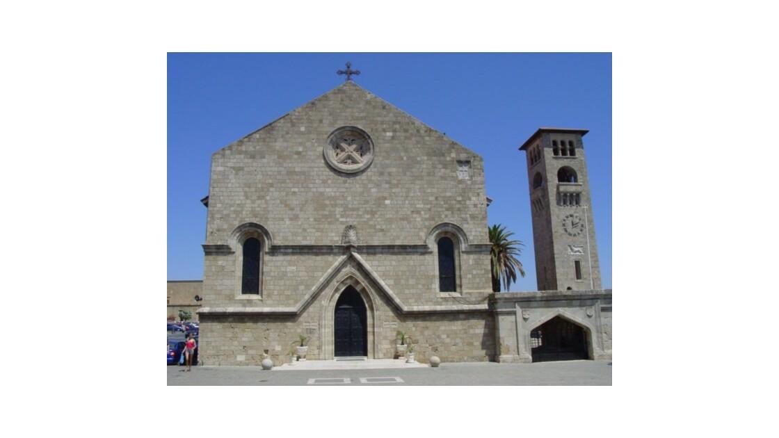 Eglise de l'évangélismos (1925)