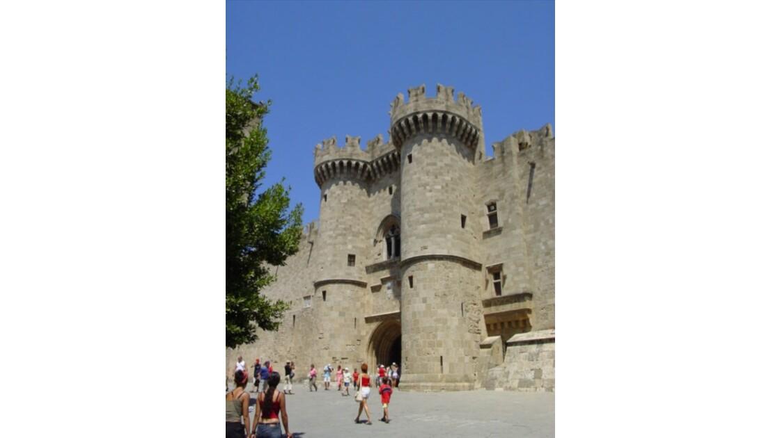 Chateau des grands maîtres