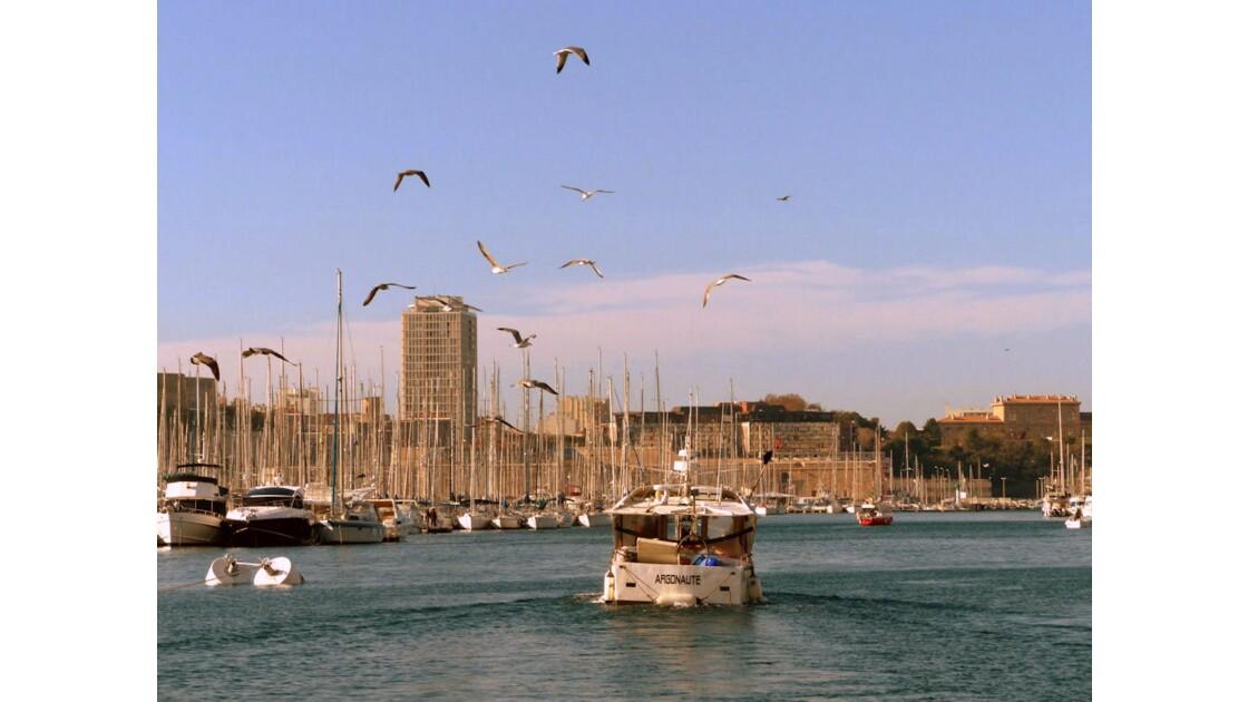 L'Argonaute (Vieux-Port)