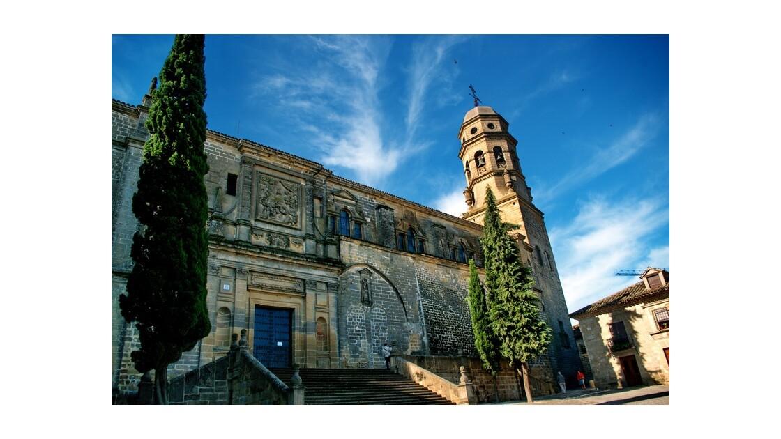 Cathedrale à Baeza