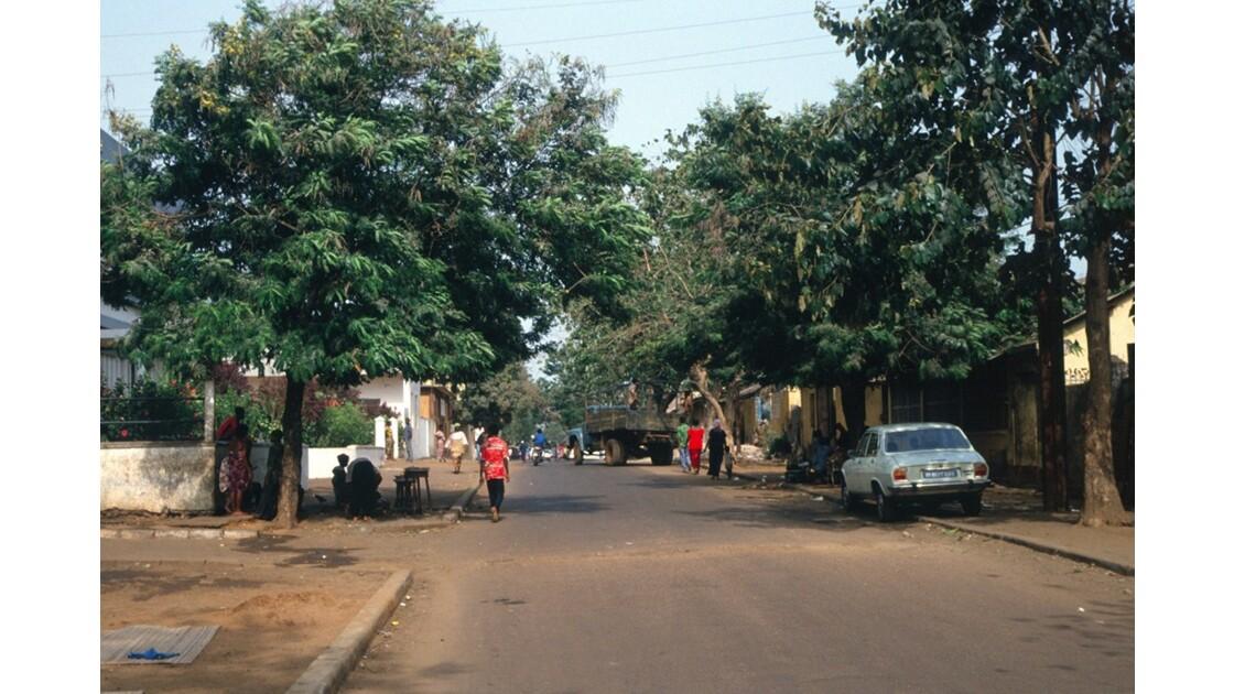 Banlieue de Conakry 4