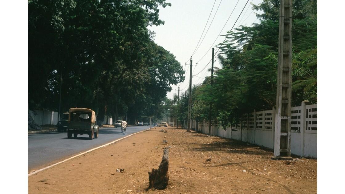 Banlieue de Conakry 5