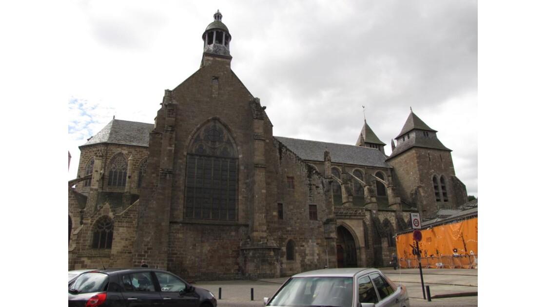 St Brieuc, la cathédrale