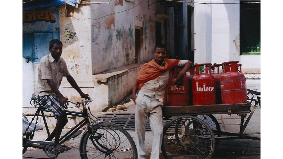 à Varanasi