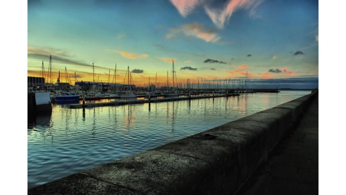 Cherbourg, côté marina-3868