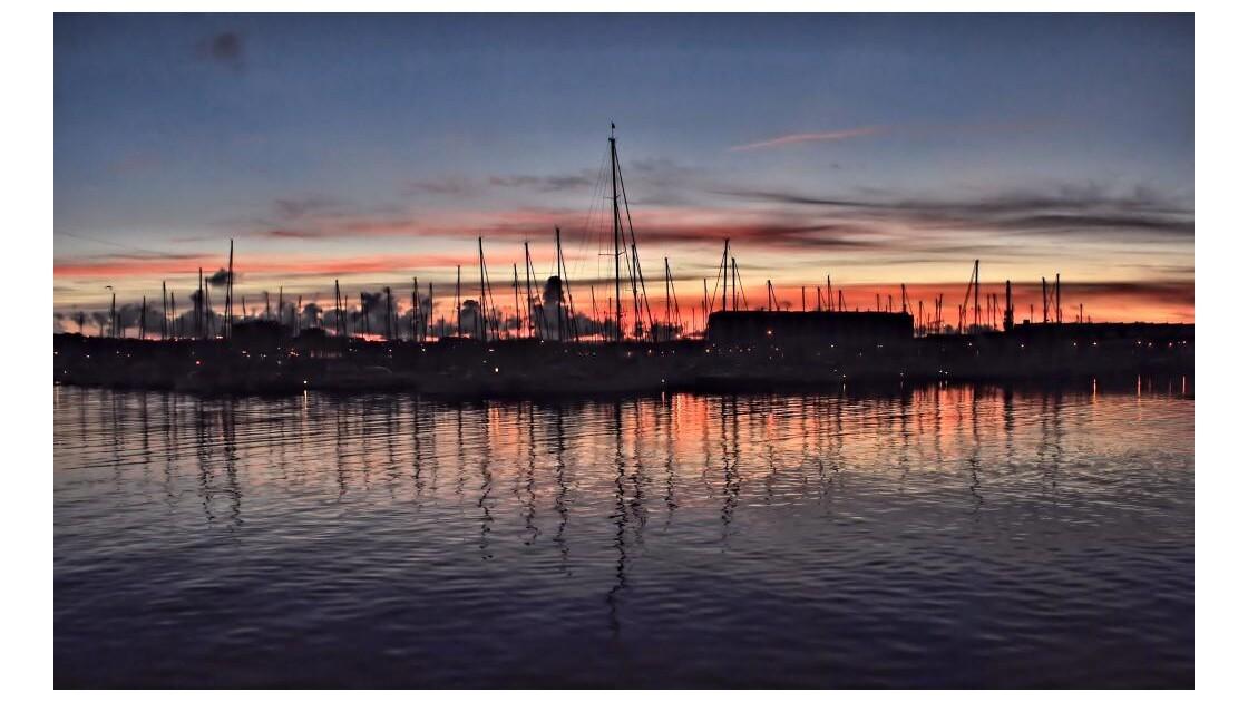 Cherbourg,marina -3875