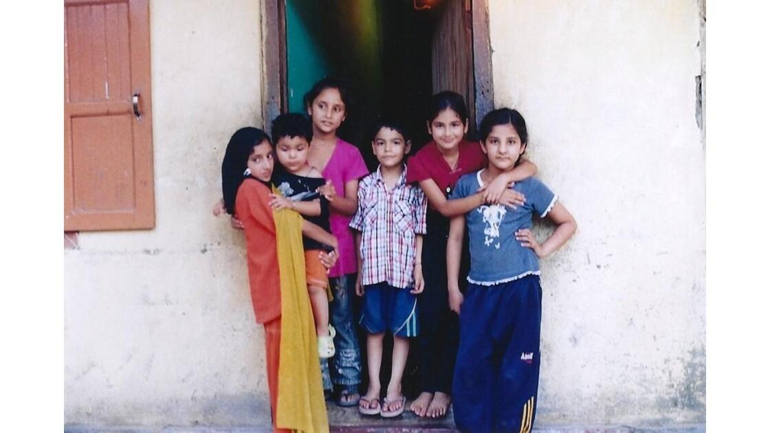 famille srinagar