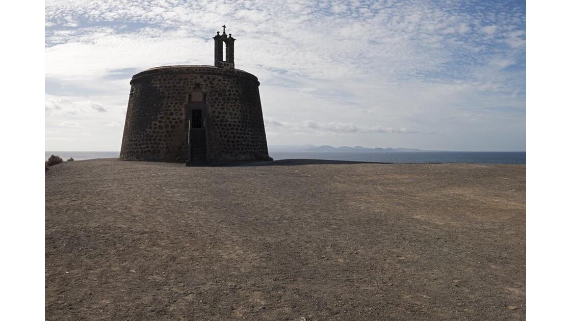 Forteresse - Playa Blanca