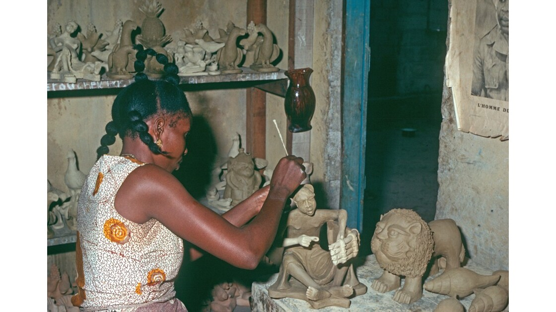 Congo La potière 6