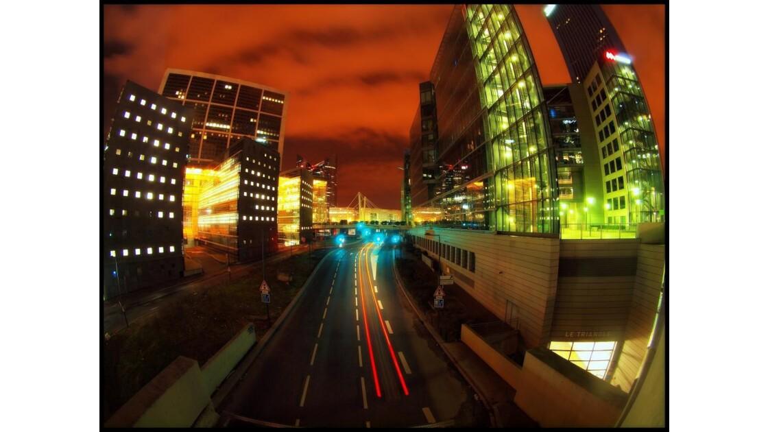 La Défense by night 5