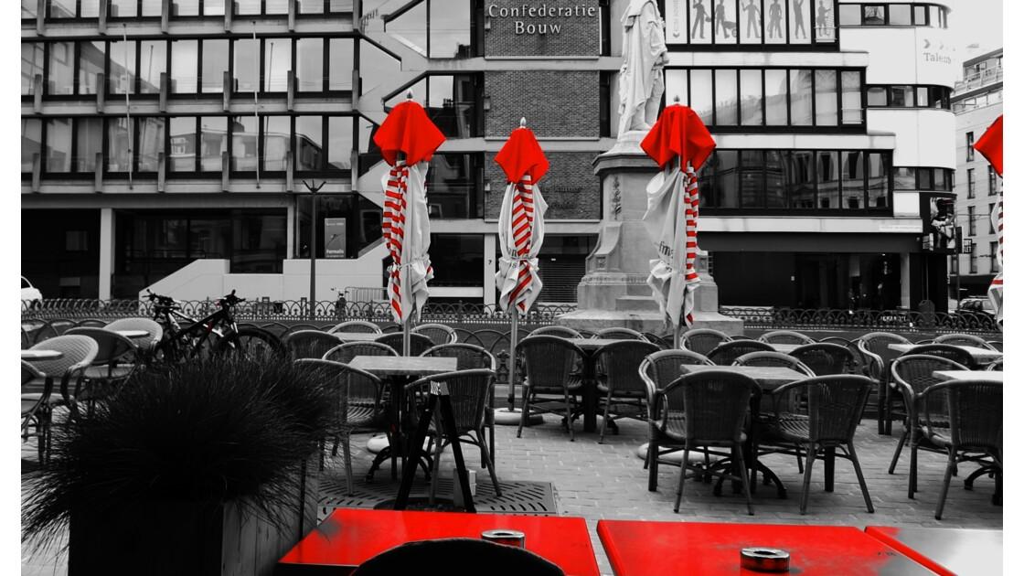 Anvers en rouge