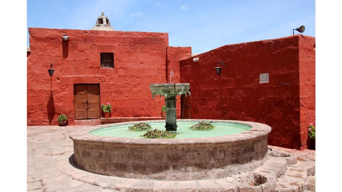 Fontaine Santa Catalina