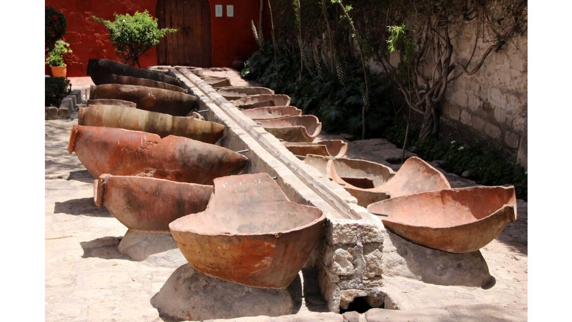 Lavoirs  Santa Catalina