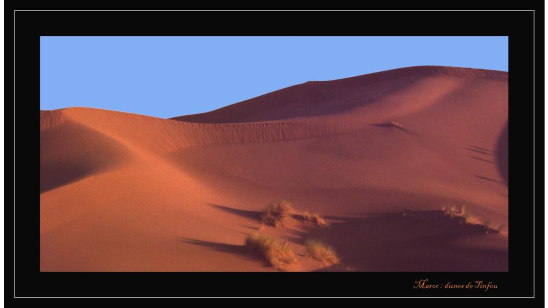 Dunes de Tinfou