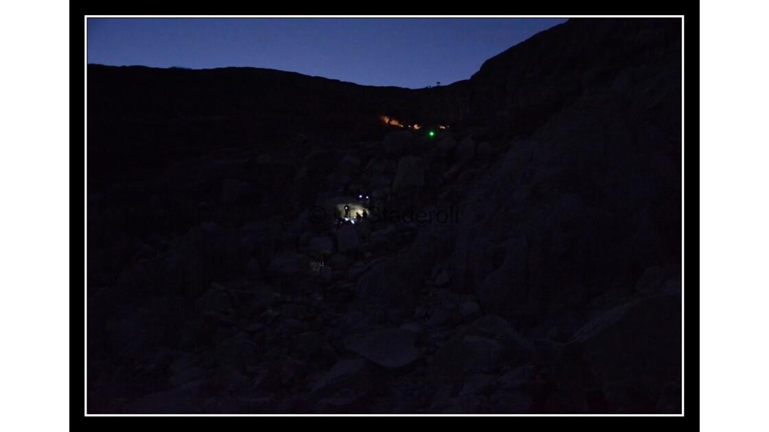 Kawah Ijen by night