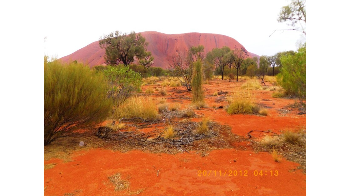 Le rocher Rouge