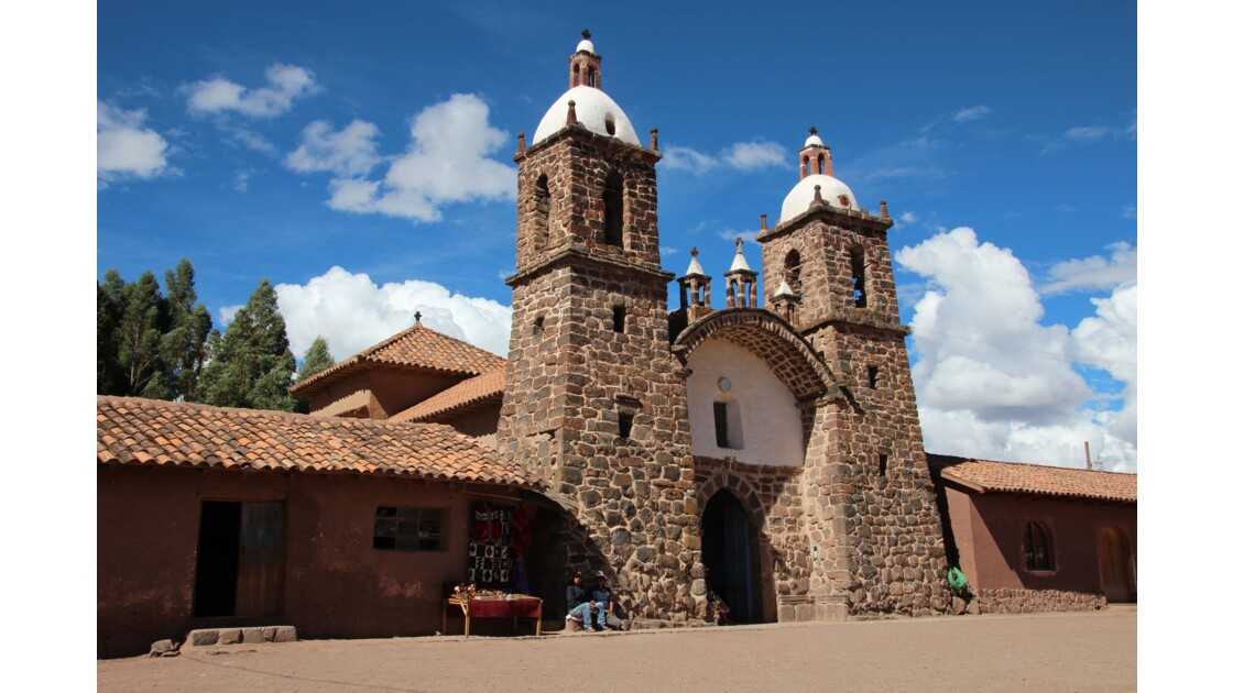 Eglise coloniale