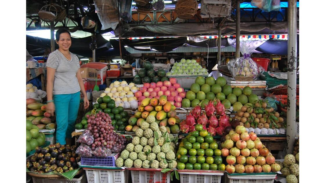 marché de Hué