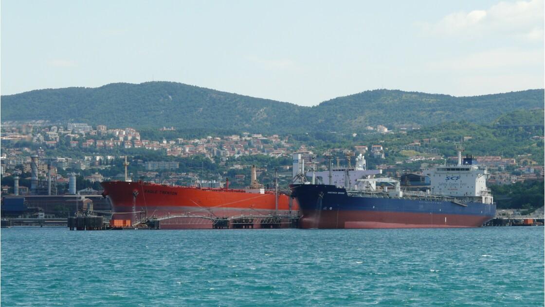 Le maritime et le chaos rythment Trieste