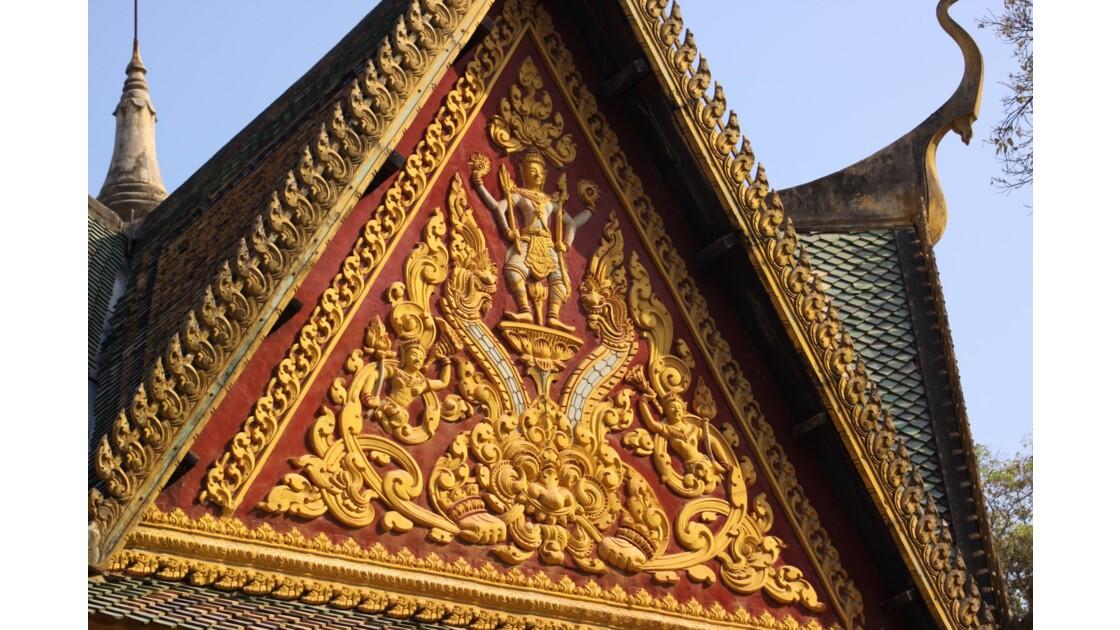 Wat Phnom -  Phnom Penh