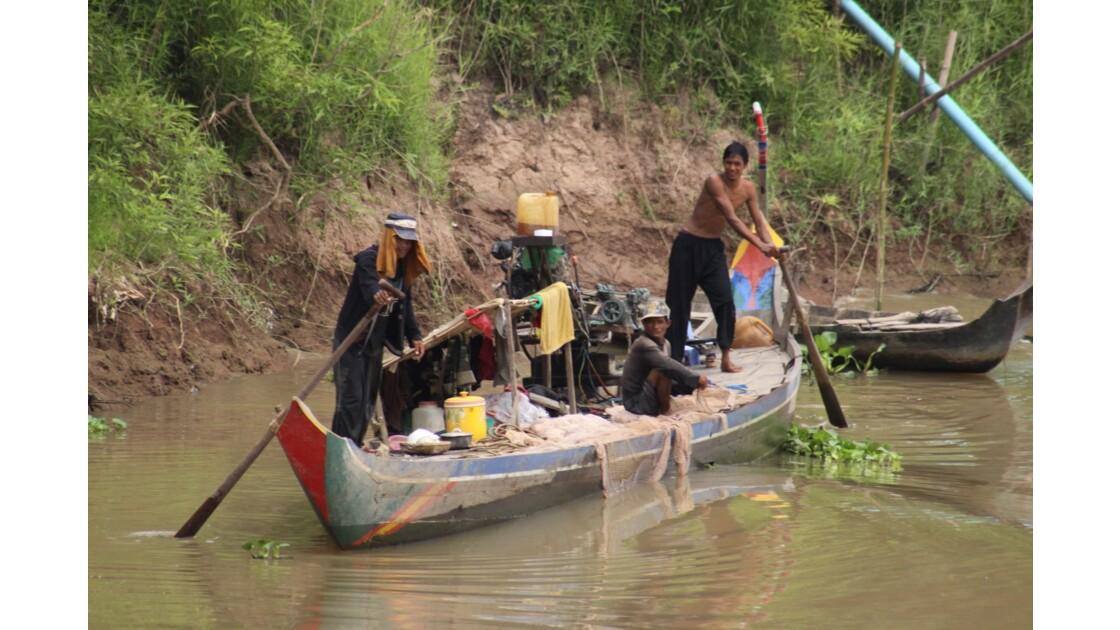canal Tonlé Sap