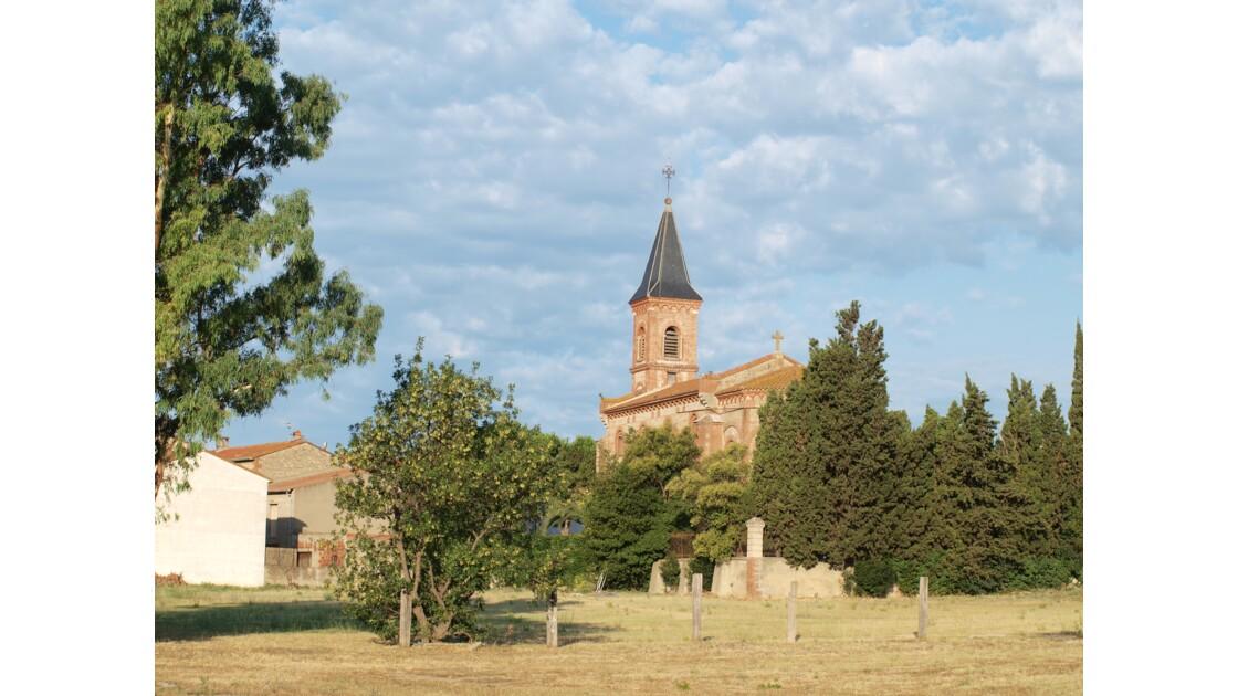 église de Corneilla
