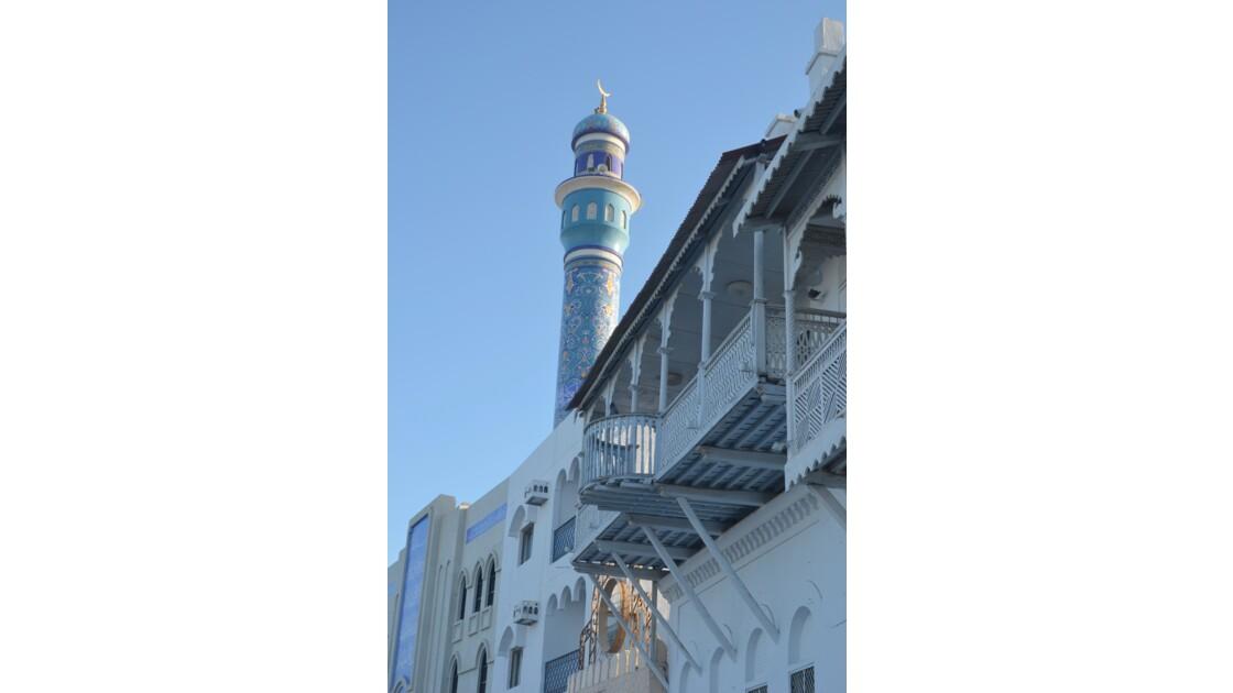 Mascate Sultanat d' Oman