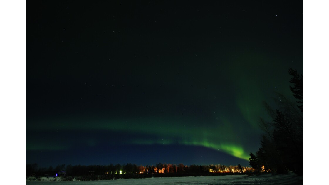 Laponie janvier 2014