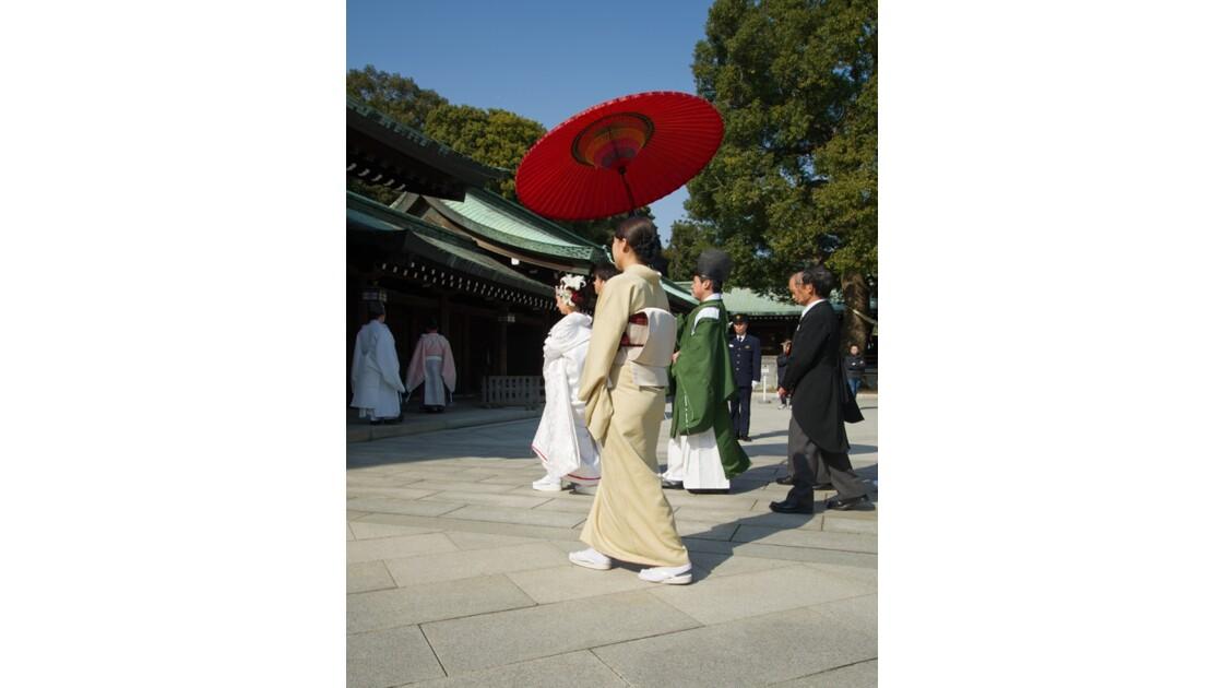 MARIAGE TRADITIONNEL JAPONAIS