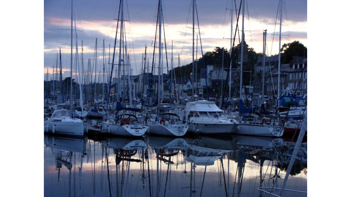 Parking à bateaux