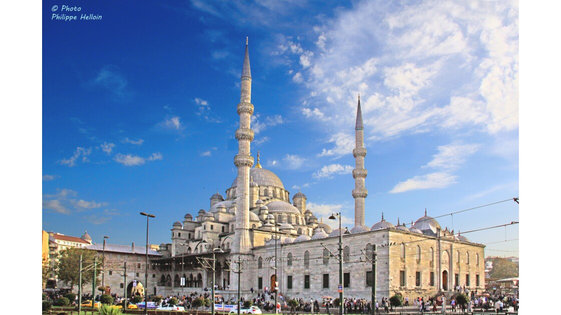 Yenni Mosquée
