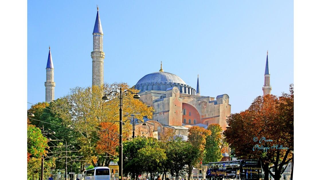 Basilique Mosquée Ste Sophie