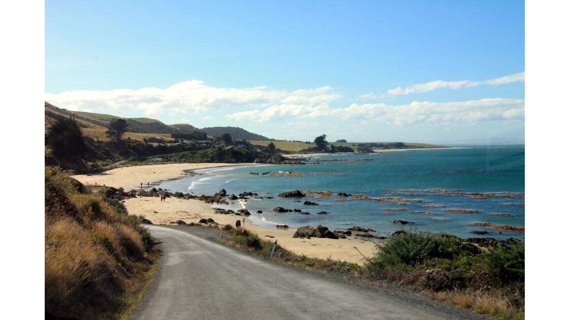 Côte sud NZ