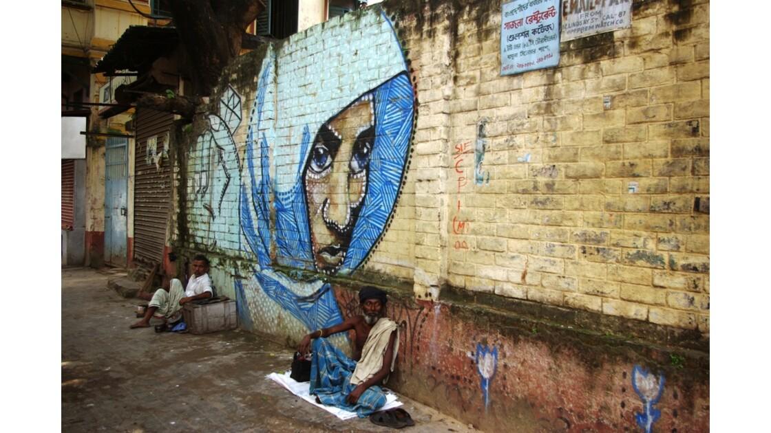 Calcutta ville de Kali