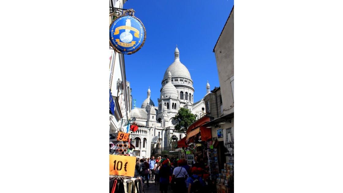 Promenade dans Montmartre