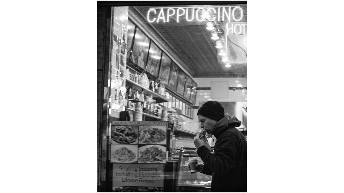 Hot Capuccino