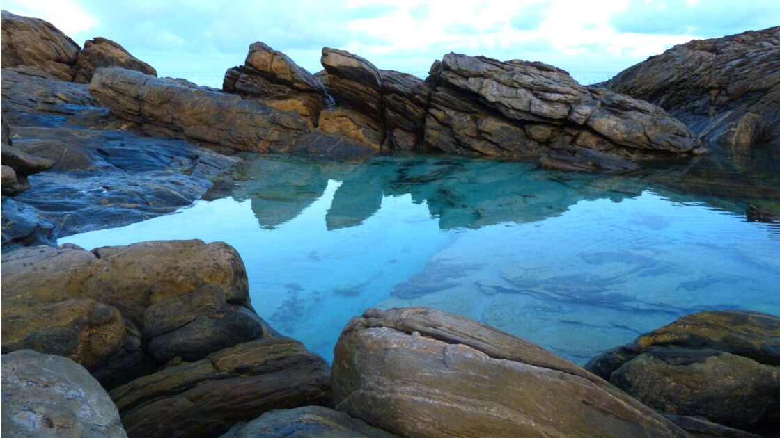 Lagon Australie